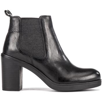 Čevlji  Ženske Gležnjarji Lumberjack SW51003 001 B01 Črna