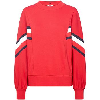 Oblačila Ženske Puloverji Tommy Hilfiger WW0WW25803 Rdeča