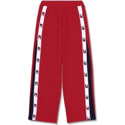 Oblačila Ženske Spodnji deli trenirke  Tommy Hilfiger S10S100175 Rdeča