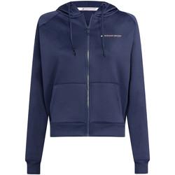 Oblačila Ženske Puloverji Tommy Hilfiger S10S100361 Modra