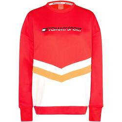 Oblačila Ženske Puloverji Tommy Hilfiger S10S100367 Rdeča