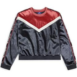 Oblačila Ženske Puloverji Champion 112276 Modra