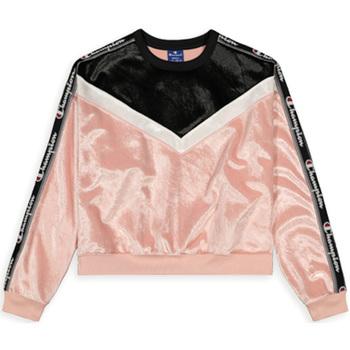 Oblačila Ženske Puloverji Champion 112276 Roza