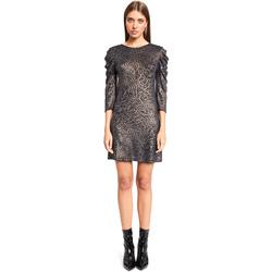 Oblačila Ženske Kratke obleke Denny Rose 921ND14002 Črna