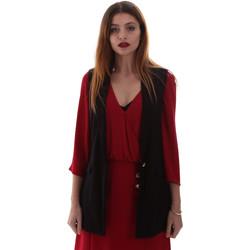 Oblačila Ženske Telovniki & Jope Gaudi 921FD35006 Modra