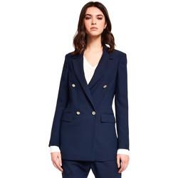 Oblačila Ženske Jakne & Blazerji Gaudi 921FD35035 Modra