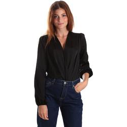 Oblačila Ženske Srajce & Bluze Gaudi 921FD45011 Črna