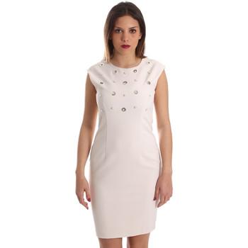 Oblačila Ženske Kratke obleke Gaudi 921FD15004 Bež