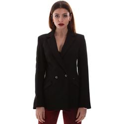 Oblačila Ženske Jakne & Blazerji Gaudi 921FD35003 Črna