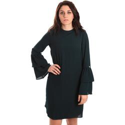 Oblačila Ženske Kratke obleke Gaudi 921BD15025 Zelena