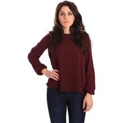 Oblačila Ženske Srajce & Bluze Gaudi 921BD45023 Rdeča