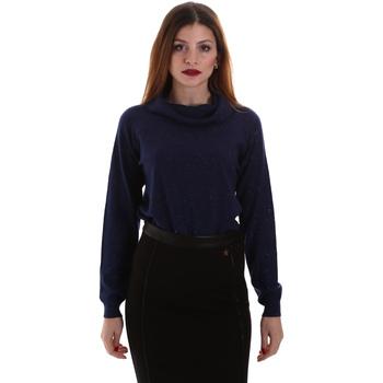 Oblačila Ženske Puloverji Gaudi 921BD53026 Modra