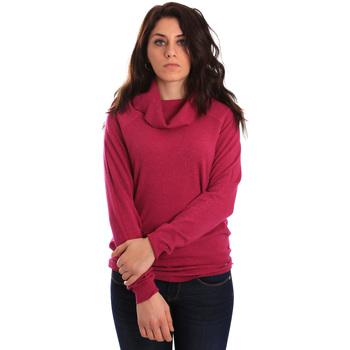 Oblačila Ženske Puloverji Gaudi 921BD53026 Roza
