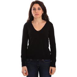 Oblačila Ženske Puloverji Gaudi 921BD53033 Črna