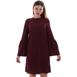 Oblačila Ženske Kratke obleke Gaudi 921BD15025 Rdeča