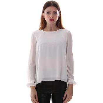Oblačila Ženske Srajce & Bluze Gaudi 921BD45023 Biely