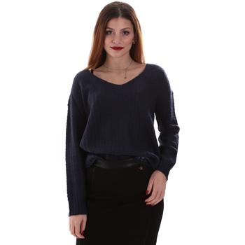 Oblačila Ženske Puloverji Gaudi 921BD53043 Modra