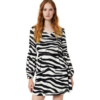 Oblačila Ženske Kratke obleke Liu Jo W69063 T5630 Črna