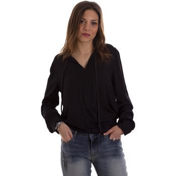 Oblačila Ženske Srajce & Bluze Liu Jo F69053 T4090 Črna