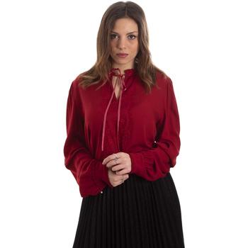 Oblačila Ženske Srajce & Bluze Liu Jo F69053 T4090 Rdeča
