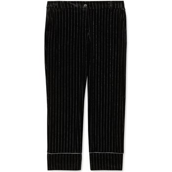 Oblačila Ženske Elegantne hlače Liu Jo F69250 T4097 Črna