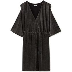 Oblačila Ženske Kratke obleke Liu Jo F69392 J5828 Črna