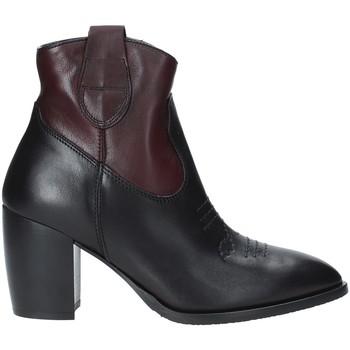 Čevlji  Ženske Gležnjarji Marco Ferretti 172703MF Črna