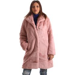 Oblačila Ženske Plašči Invicta 4444005/D Roza