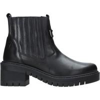 Čevlji  Ženske Gležnjarji Lumberjack SW50613 001 B01 Črna