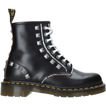 Čevlji  Ženske Gležnjarji Dr Martens DMS1460BRVS25202001 Črna