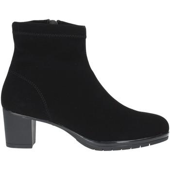 Čevlji  Ženske Gležnjarji Susimoda 825381 Črna