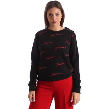 Oblačila Ženske Puloverji Fracomina FR19FP961 Črna