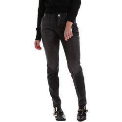 Oblačila Ženske Jeans Fracomina FR19FMJ123 Črna