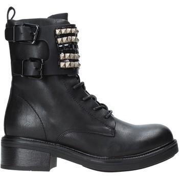 Čevlji  Ženske Gležnjarji Gold&gold B19 GA77 Črna
