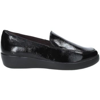 Čevlji  Ženske Mokasini Stonefly 109180 Črna