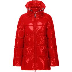 Oblačila Ženske Puhovke Invicta 4432354/D Rdeča