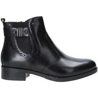 Čevlji  Ženske Gležnjarji Valleverde 47504 Črna