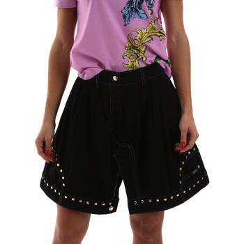 Oblačila Ženske Krila Versace A9HUB301APD3W899 Črna