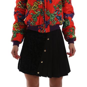 Oblačila Ženske Krila Versace A9HUB30505487899 Črna