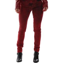 Oblačila Ženske Jeans Versace A1HUB0Y0APW48537 Rdeča