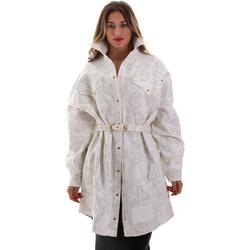 Oblačila Ženske Jakne Versace D2HUB445HRC43003 Biely