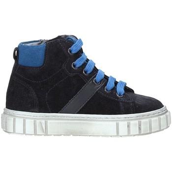 Čevlji  Otroci Visoke superge NeroGiardini A923700M Modra
