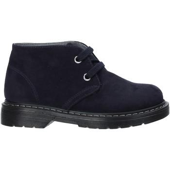 Čevlji  Otroci Polškornji NeroGiardini A923740M Modra
