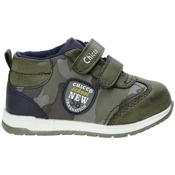 Čevlji  Otroci Visoke superge Chicco 01062502000000 Zelena