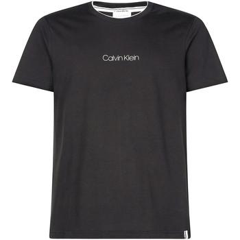 Oblačila Moški Majice s kratkimi rokavi Calvin Klein Jeans K10K104934 Črna