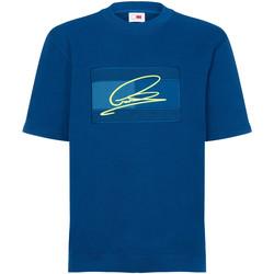 Oblačila Moški Majice s kratkimi rokavi Tommy Hilfiger MW0MW13625 Modra