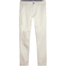 Oblačila Moški Hlače Chino / Carrot Tommy Jeans DM0DM06518 Siva