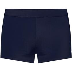 Oblačila Moški Kopalke / Kopalne hlače Tommy Hilfiger UM0UM01060 Modra
