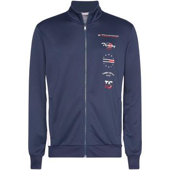 Oblačila Moški Jakne Tommy Hilfiger S20S200317 Modra