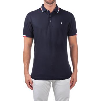 Oblačila Moški Polo majice kratki rokavi Navigare NV82113 Modra